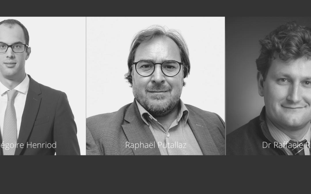 Le conseil de fondation de FORCE se dote de trois nouveaux membres